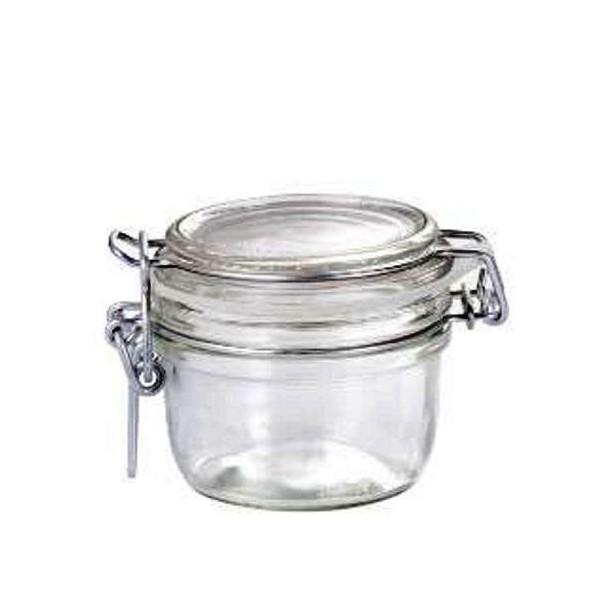 Weckglas mit deckel 200 ml hinsche gastrorent for Deckel weckglas
